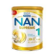 Sữa Bột Nestlé NAN Supreme 1 400g