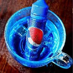 BLUE COLA ICE hương vị COLA lạnh. Đặc biệt rất thơm ngọt (60ml – 3mg – 70VG/30PG) dung cho Mech.pod.box@