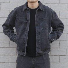 Áo Jacket Jean Nam Khoác Bò N7 Thời Trang Hàn Quốc Ulzzang