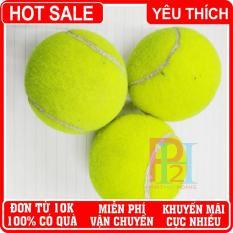Banh quần vợt giá rẻ ✓Tennis ✓banh xanh ✓ Phát Huy Hoàng