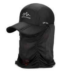 Mũ chống nắng, nón chống nắng kèm khẩu trang chống tia UV