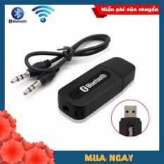 USB bluetooth cho PC- USB Bluetooth kết nối Loa Thường thành loa không dây (màu ngẫu nhiên)