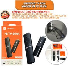 [Bản quốc tế] Android TV Box Xiaomi Mi TV Stick tìm kiếm bằng giọng nói, hỗ trợ tiếng việt – Bảo hành 6 tháng