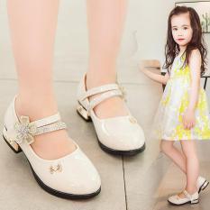 Giày cao gót bé gái