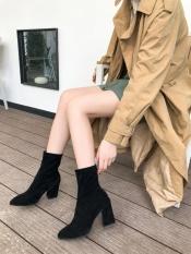 { FULL hộp+Tặng tất } boot da lộn nữ . chất đẹp. mẫu hót 2020,phong cách, trẻ trung .(SN111)Giúp Bạn Gái Thêm Năng Động Cá Tính Khi Đi Chơi