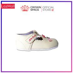 Giày Tập Đi Bé Trai Bé Gái Đẹp CrownUK Royale Baby Walking Shoes Trẻ em Nam Nữ Cao Cấp 0511105 Nhẹ Êm Size 3-6/1-3 Tuổi