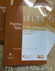 IELTS Practice Tests – Plus 3