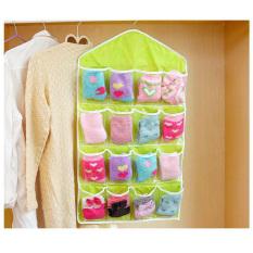 Túi treo đồ treo tường 16 ngăn tiện ích túi treo đựng đồ đa năng VHN1162