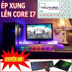 [Phá giá] Bộ máy tính để bàn chơi game Core™2 DuoE8400/4G – màn hình 17 – 20 – Bảo hành 1 tháng