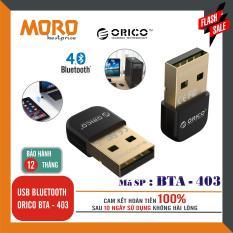 Thiết bị thu USB BLUETOOTH ORICO BTA-403 – Hàng nhập khẩu