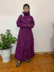 💖 BÁN CHẠY NHẤT SHOP 💖 Áo mưa măng tô dáng dài ôm chọn người siêu chống nước tuyệt đối – size từ 40-79 kg