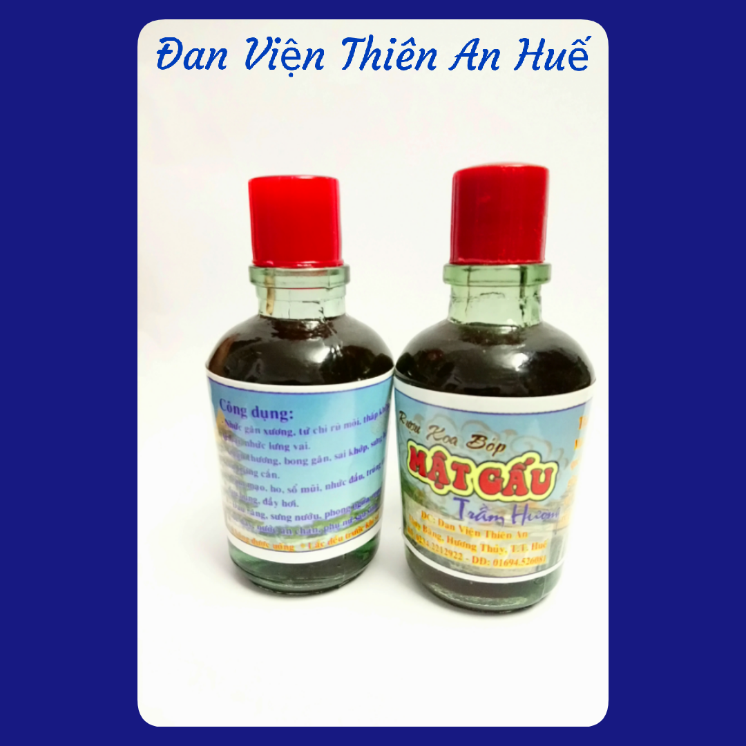 Dầu Xoa Bóp Cây Mật Gấu Thiên An chai 35mlx3 chai