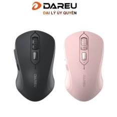 Chuột không dây Dareu LM115G Pink / Black – Mai Hoàng PP