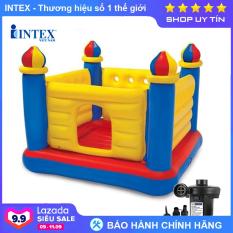 Nhà hơi, nhà banh nhún INTEX 48259 – Nhà hơi banh nhún trẻ em cho bé