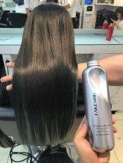 [ Bán lẻ giá sỉ] Hấp phủ lụa phục hồi tóc hư tổn-SENDANA-Ủ tóc tơ tằm fakeshu 618ml