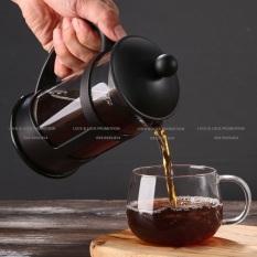 Bình pha trà cafe French Press Lock&Lock 800ml – LLG018/ Bộ lọc inox giúp chặn xác bã trà và cafe hiệu quả/ Thiết kế đẹp sang trọng