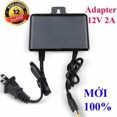 adapter 12v-2a , nguồn 12v2a hàng mới – adapter 12v 2a