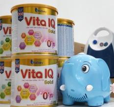 [HCM]SỮA BỘT VITA GOLD IQ 0+ CHO TRẺ TỪ 0-1 TUỔI – LON 700G