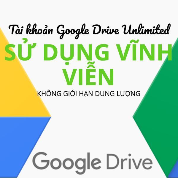 Google Drive Unlimited không giới hạn tặng 1TB Onedrive