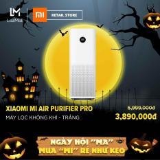 Máy lọc không khí Xiaomi Pro Mi Air Purifier (Trắng) FJY4013GL – Bộ lọc than hoạt tính loại bỏ mùi hôi và chất độc hại