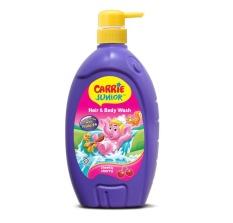 Carrie Junior tắm gội toàn thân cho trẻ Hương Cherry (700g)