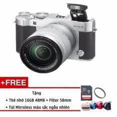 FUJIFILM X-A3 KIT XC16-50MM F3.5-5.6 OIS II + Tặng kèm 1 thẻ 16GB 48MB + 1 Filter 58mm + 1 Túi Mirroless – Hãng Phân phối chính thức