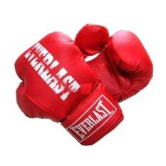 Găng đấm boxing Everlast (Đỏ hoặc xanh)
