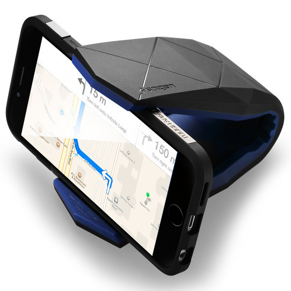 So sánh giá Giá kẹp smartphone tablet Spigen Car Mount Stealth (Đen) Tại Spigen Viet Nam