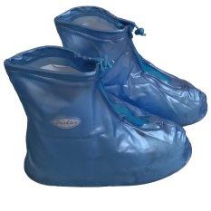 Giày đi mưa Phúc Minh (Xanh)