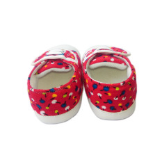 Giày tập đi Fany sandal hồng M.E.T.R.O Việt Nam MOGFSH