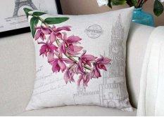Gối trang trí sofa 3D họa tiết hoa