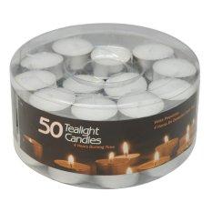Hộp 50 nến tròn nhỏ UBL DH0002