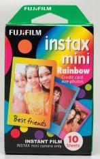 Hộp phim màu Fujifilm Instax Mini Rainbow
