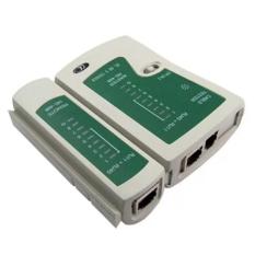 Hộp test cáp mạng đa năng RJ11/45 (Trắng xanh)