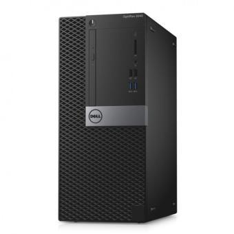 Máy Tính Đồng Bộ Dell Optiplex 3040 MT W0XJY2, Intel Core i3 6100, 128GB SSD, Windows 10