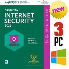 Kaspersky internet security 3pc (box)