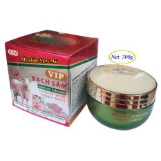 Kem trắng sáng – Giữ ẩm – Ngăn ngừa lão hóa – Bảo vệ da toàn thân Bạch Sâm K18