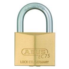Khóa đồng chìa vi tính EC ABUS 75/40 (Vàng đồng)
