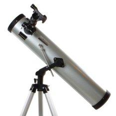 Kính thiên văn phản xạ 76/700 (Xám)