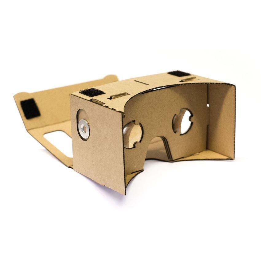 Kính thực tế ảo 3D VR Glass Cardboard dạng bìa các tông VRC01