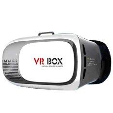 Kính thực tế ảo Growntech VR Box (Đen trắng)