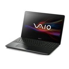 Laptop SONY SVF15 I3-4005U 15.6 inch (Đen) – Hàng nhập khẩu