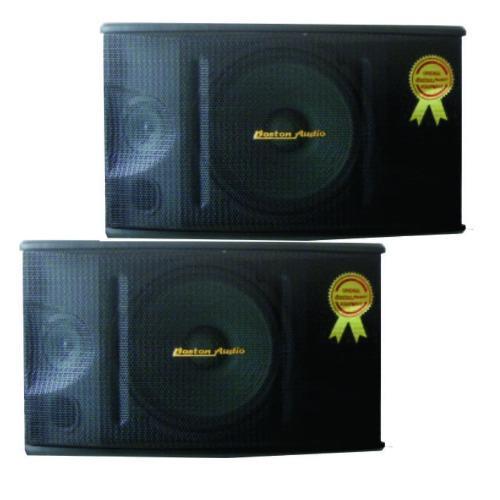 Cách mua Loa Boston Audio LV 355 (Đen)
