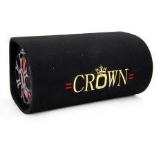 Loa Crown cỡ số 8 kiểu tròn (Đen)
