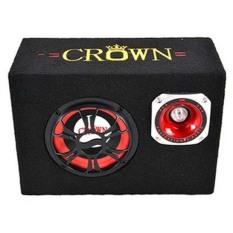 Loa di động đa năng nghe nhạc qua USB, Thẻ nhớ âm thanh hay Crown vuông số 6