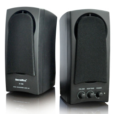 Bảng Báo Giá Loa SoundMax A-150 2.0 (Đen)