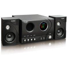 Loa SoundMax A2100/2.1 (Đen)
