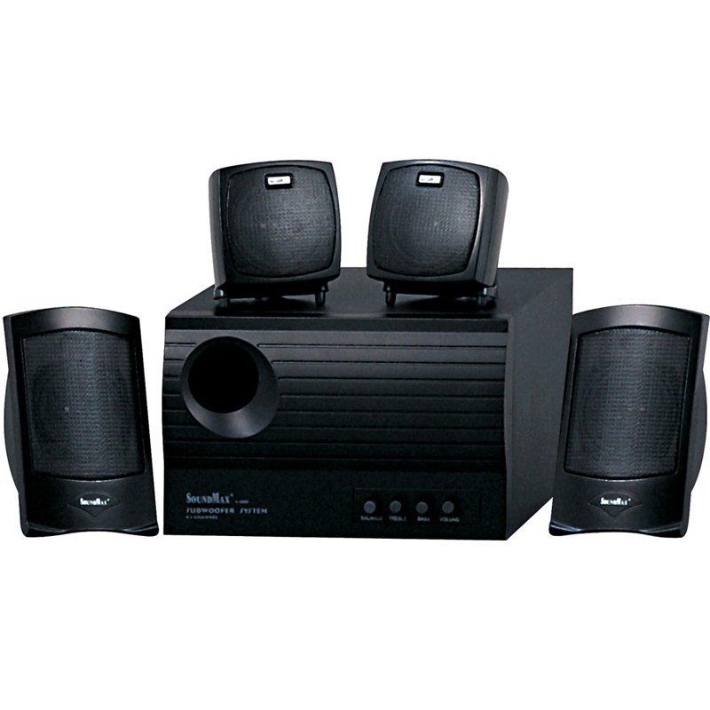 Bảng Giá Loa SoundMax A4000 4.1 (Đen) Tại Công ty TNHH Tin Học Thái Ngân