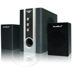 Loa vi tính SoundMax A820 – Hãng Phân phối chính thức (Đen)