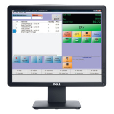 Màn hình máy tính Dell 17 inch – Model E1715S (Đen)